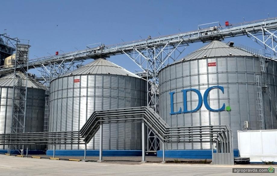 Louis Dreyfus продала два крупных элеватора в Украине