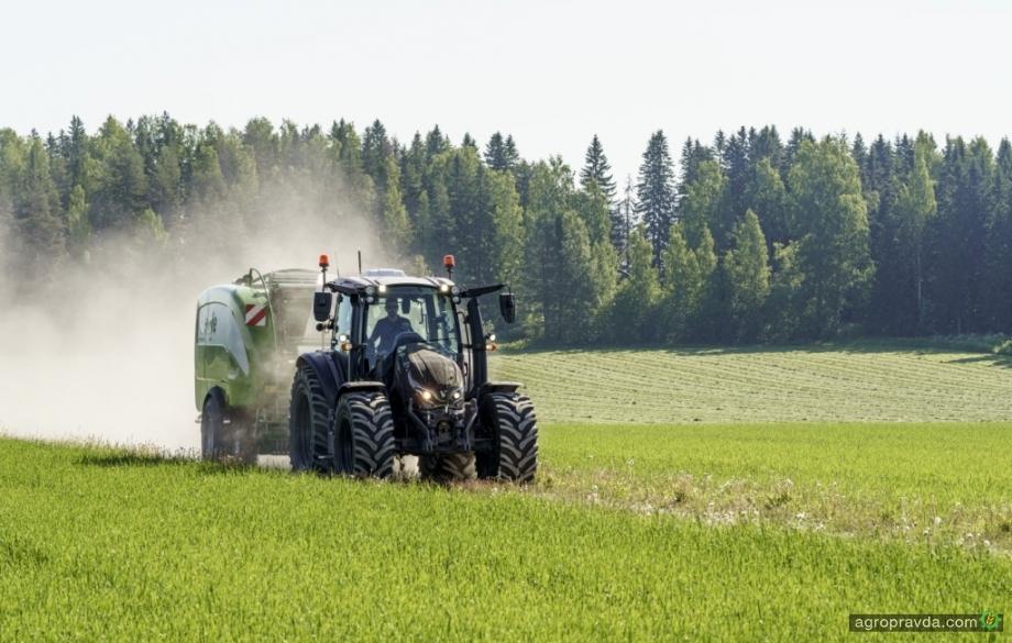 В Европе снизились продажи новых тракторов