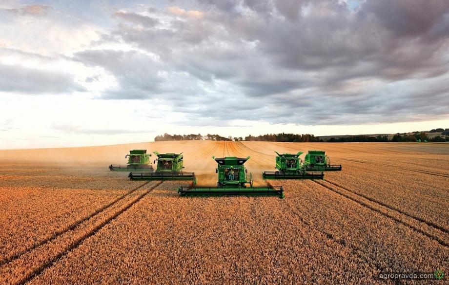 Крупный агрохолдинг готовится пополнить парк сельхозтехники на $5 млн.