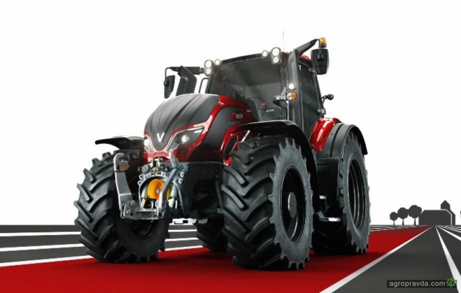 Valtra к юбилейную выпустит эксклюзивную серию тракторов
