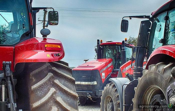 Почему агрохолдинг «Мрия» продолжает выбирать тракторы Case IH