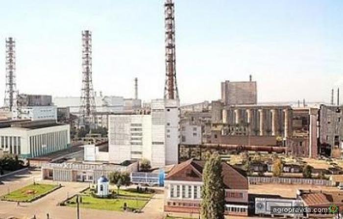 «Сумыхимпром» планирует на треть увеличить производство минудобрений