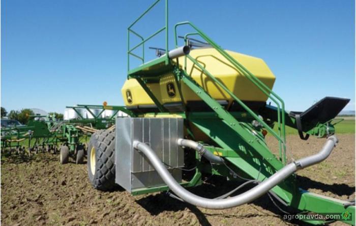 Тракторный выхлоп превратят в удобрения