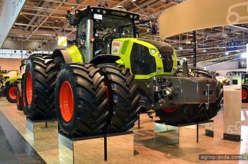 Тракторы колесные 150-300 л.с.: что появилось на рынке