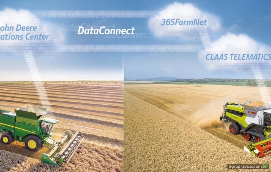 Как работает первое межоблачное решение для сельхозтехники DataConnect