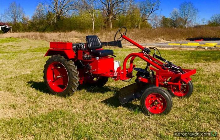 В Украине может появиться новый производитель тракторов