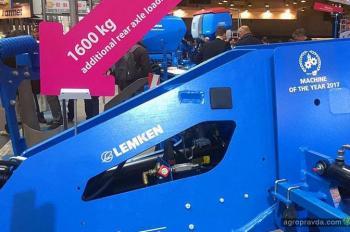 Lemken представил новинки на выставке SIMA. Фото