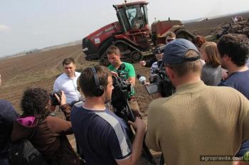 Почему агрохолдинг «Мрия» выбрал Case IH Quadtrac для своих полей
