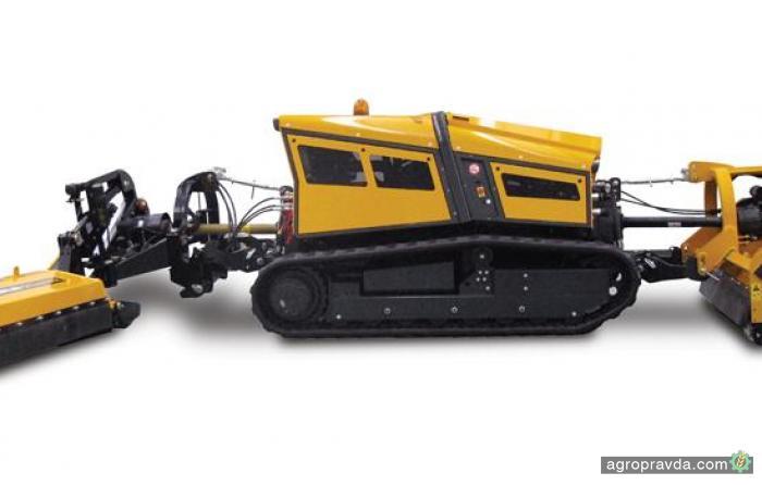 McConnel презентовал новый трактор-беспилотник