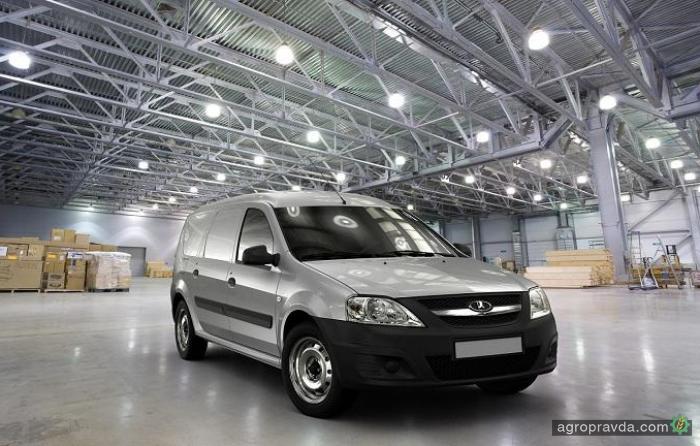 Стартовали продажи фургона ВАЗ Ларгус 2017 модельного года
