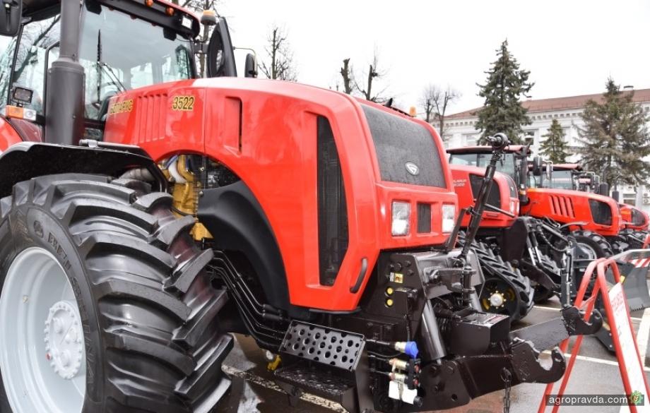 МТЗ развивает новую брендовую линейку тракторов