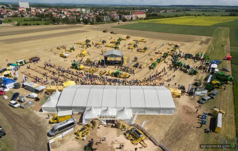 В Україні розширюється асортимент зернових сівалок BEDNAR
