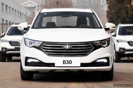 FAW B30 AT распродают за 273 900 грн.