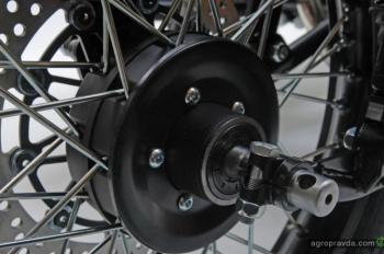 «Урала» модернизировал мотоцикл с коляской