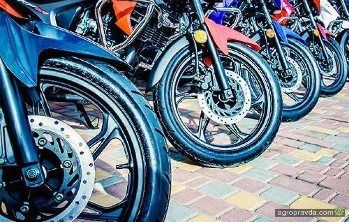 Какой мотоцикл сейчас самый популярный в Украине