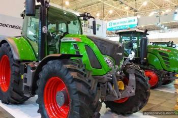 В Киеве стартовала выставка сельхозтехники ИнтерАгро-2018