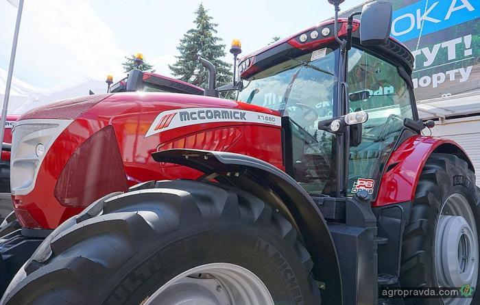 На рынок Украины выходит новый бренд итальянских тракторов