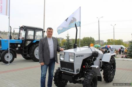 В РФ разработали «боевой трактор»