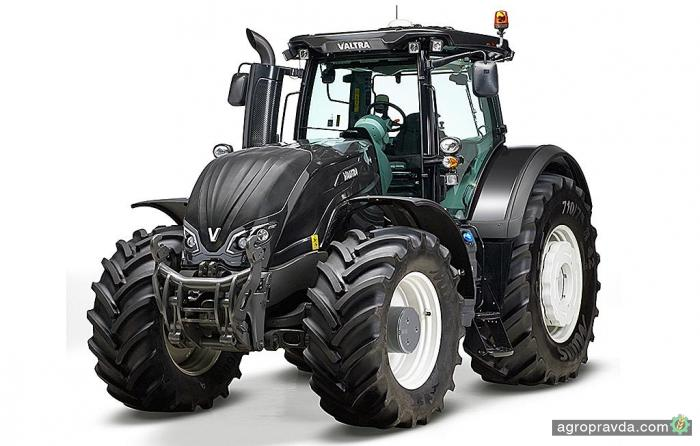 Valtra представила нового флагмана тракторов серии S