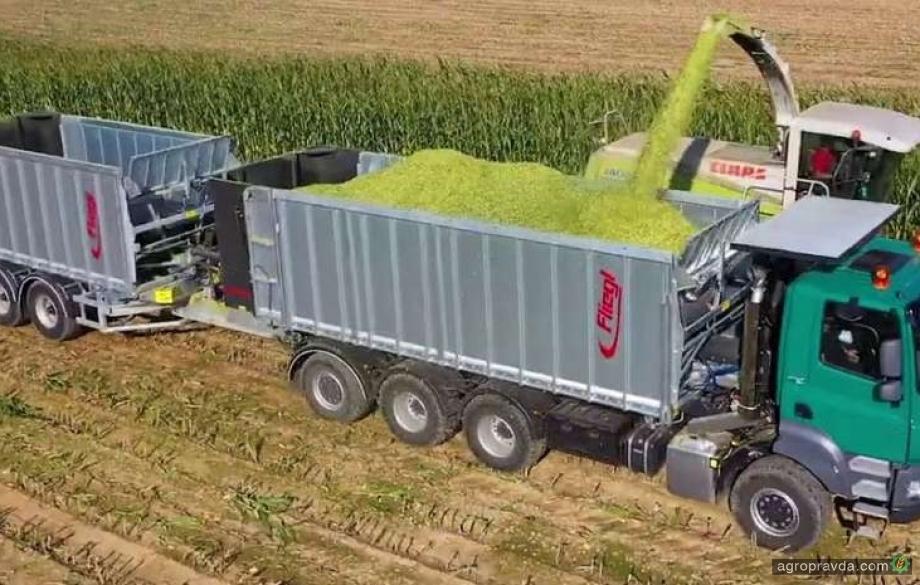 Представлен новый аграрный автопоезд Tatra