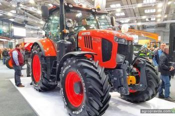 Kubota входит в сегмент пропашных тракторов и навесного оборудования
