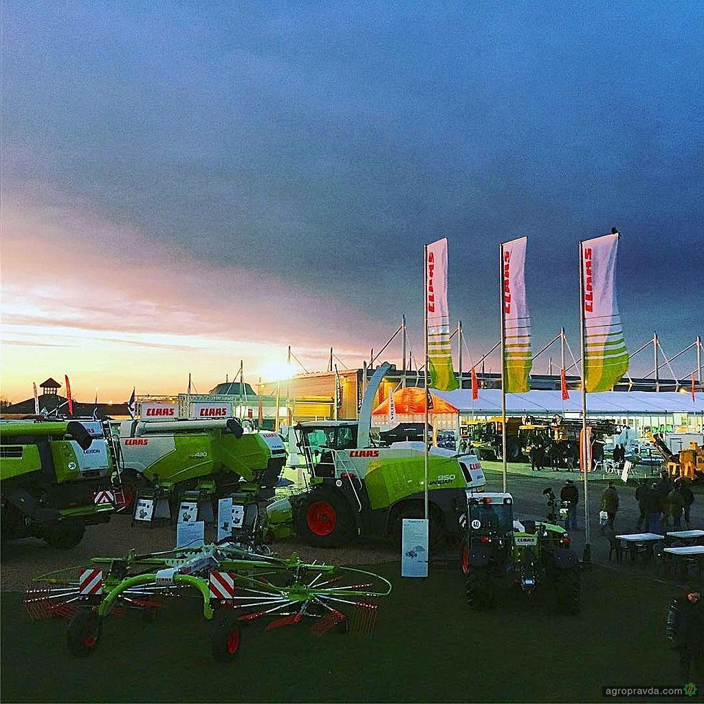 ЮГАГРО - Международная выставка сельскохозяйственной.