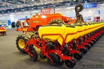 Какую технику Vaderstad представил украинским аграриям