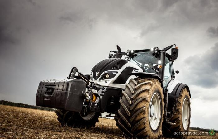 Трактор Valtra T4 начинает выходить на рынки Восточной Европы