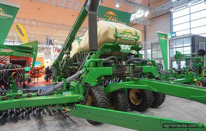 Great Plains представил в Германии новинки для рынка Украины