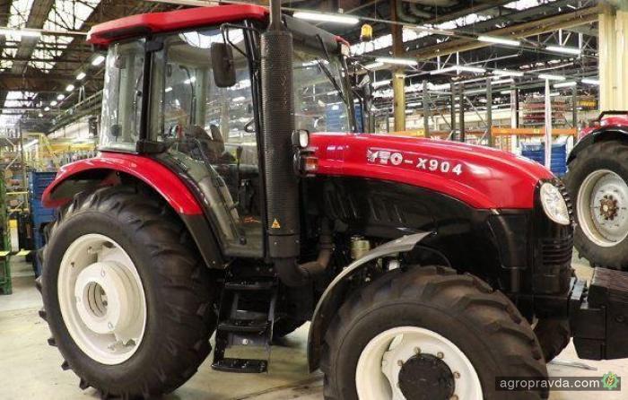 В Европе появится новый китайский производитель тракторов