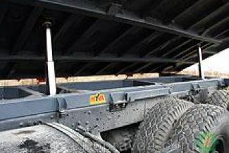 Оружие для аграриев: тест-драйв сельхозсамосвалов КАМАЗ