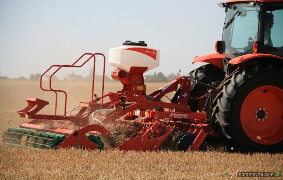 Kverneland представил новое решение в борьбе за здоровье почв