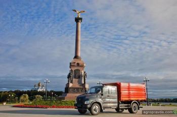 В Украине появилась 7-местная версия ГАЗон Next с дубль-кабиной