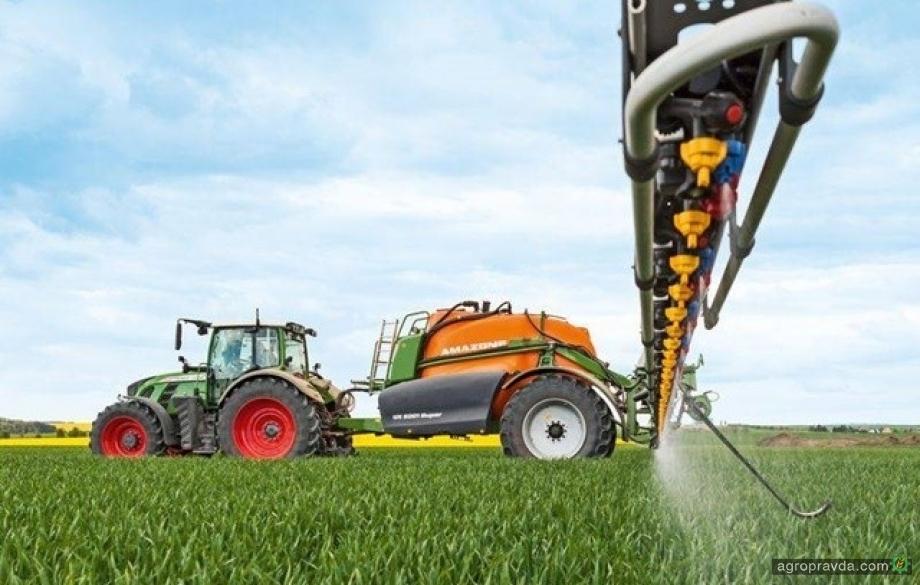 Аграрии уже использовали около 24,4 тыс. тонн СЗР