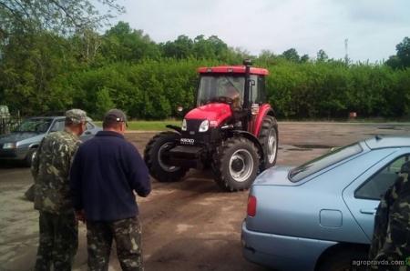 100-сильные тракторы YTO набирают популярность у Украинских фермеров