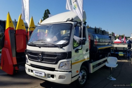 Завод спецтехники Техкомплект представил три модели грузовиков для аграриев