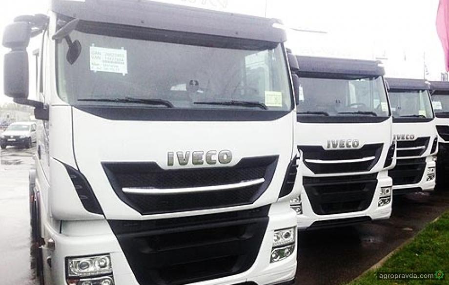 IVECO снизила цены на тягачи Stralis