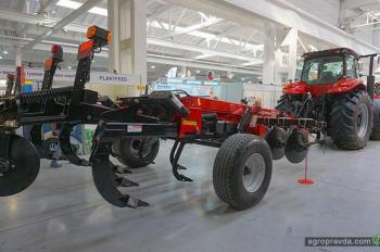 Какую технику Case IH представили на выставке AgroExpo