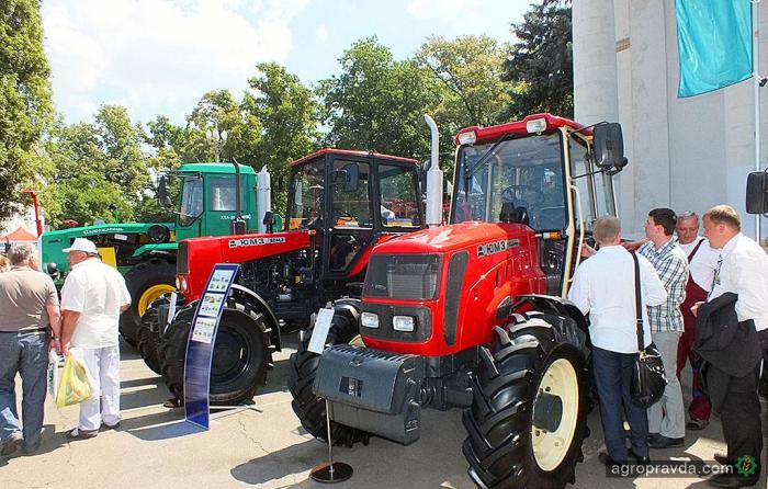 На «Южмаше» готовятся наладить выпуск новых 100-сильных тракторов