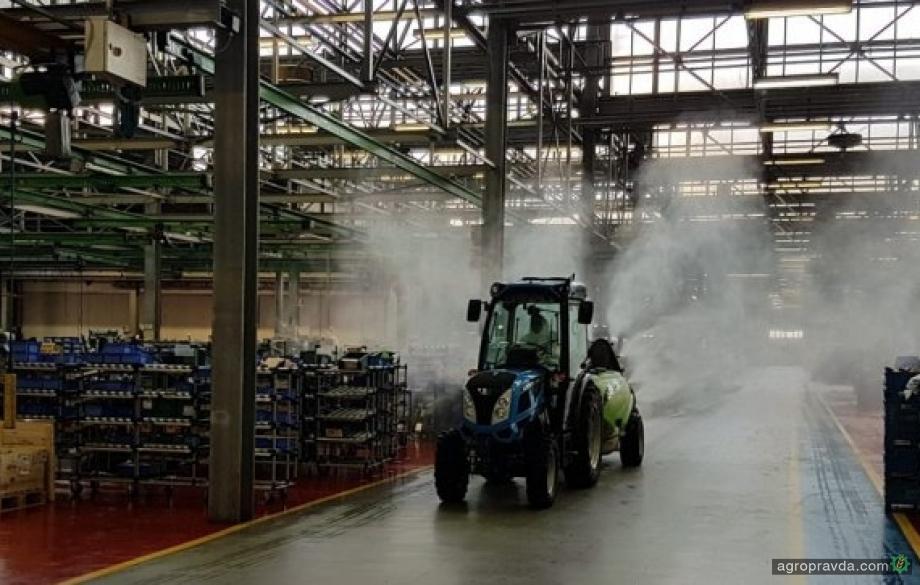 Итальянские производители сельхозтехники начинают запускать заводы