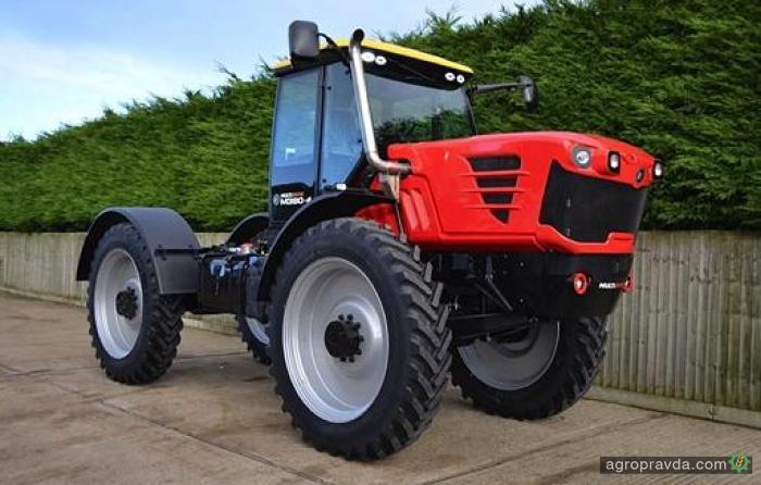 Kellands представил новый тракторомобиль