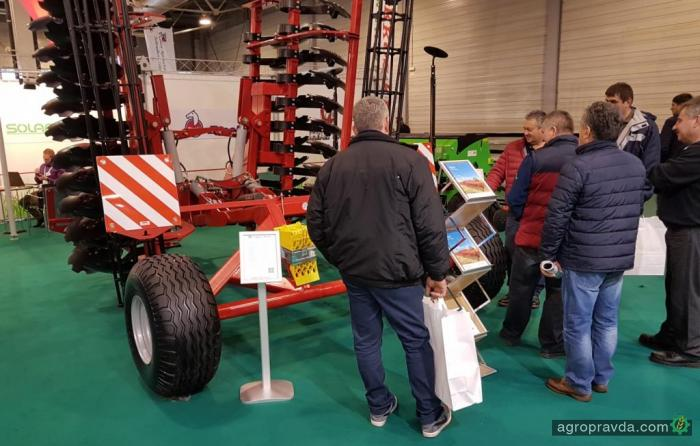 Успех дисковых борон «Лозовских Машин» на выставке «AgroMashExpo»