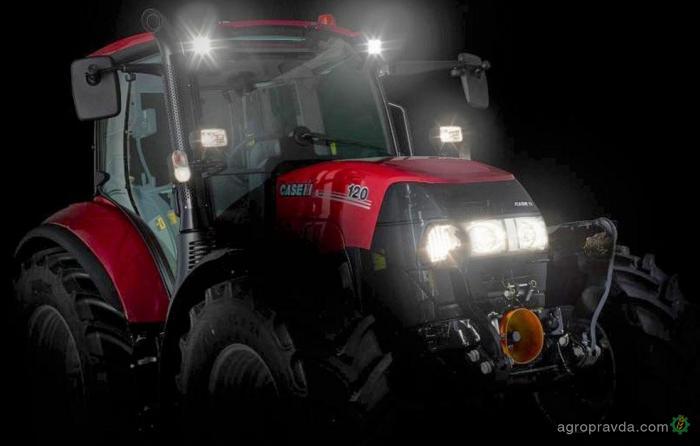 Case IH подготовил новую серию тракторов