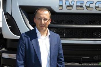 Самосвалы IVECO Trakker: новый приход в Украину