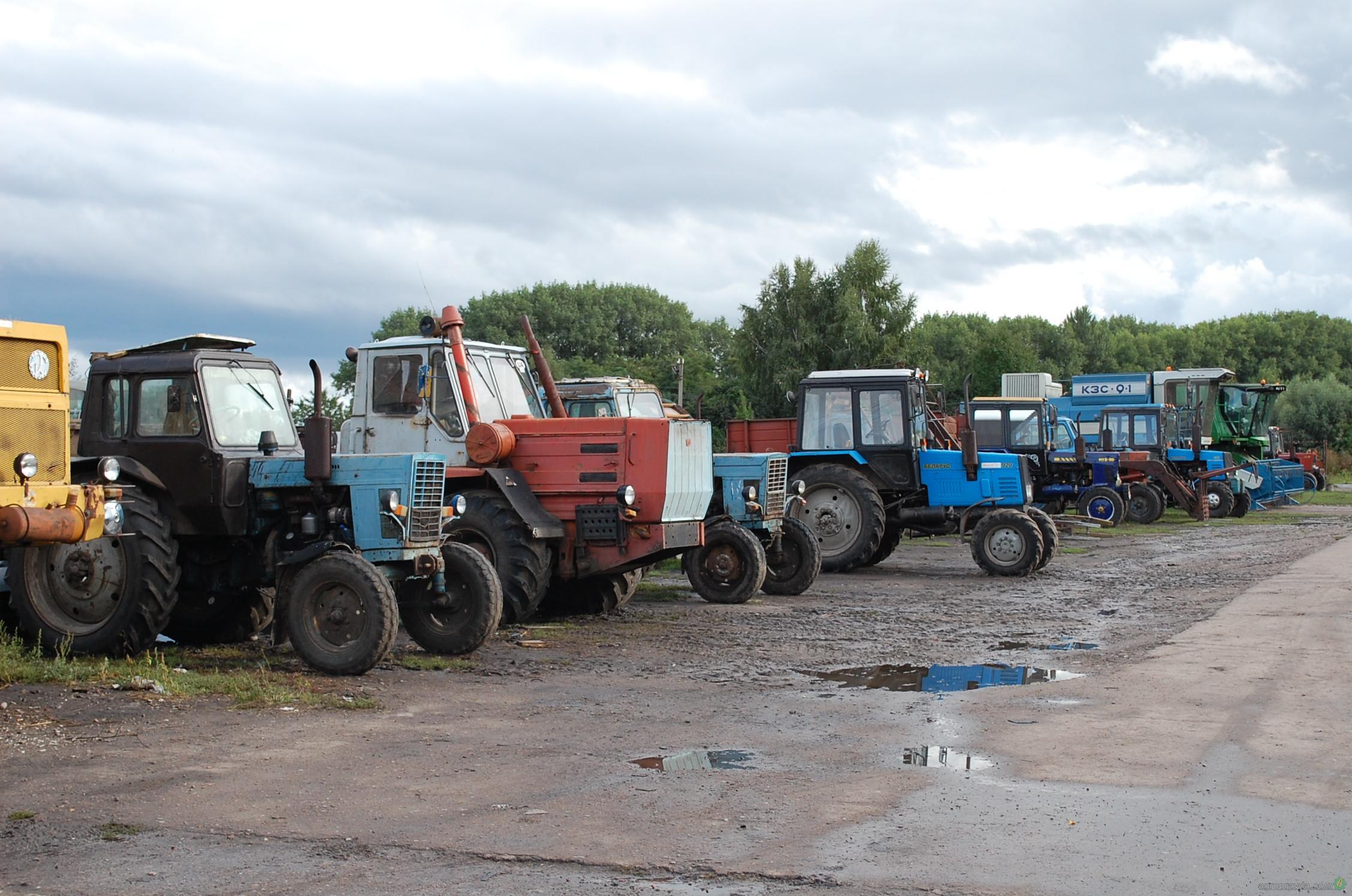 как обосновать приобретение трактора
