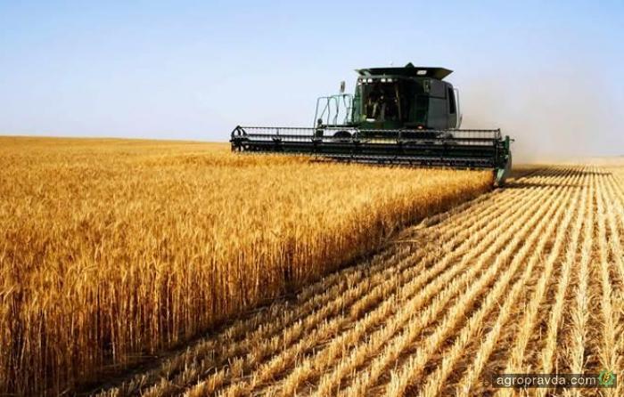 Урожай в Украине созреет раньше сроков