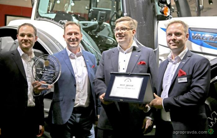 AGCO получила 17 наград на выставке Agritechnica-2017