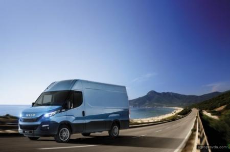 Обновлена финансовая программа на автомобили IVECO