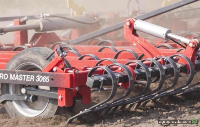 Kongskilde предложил новое оборудование для культиватора