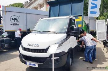 IVECO представила новый 6-кубовый сельхозсамосвал